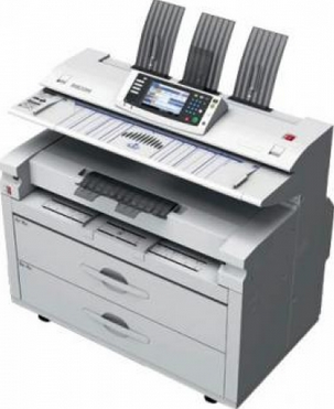 Ricoh Aficio MP W7140 Driver Download