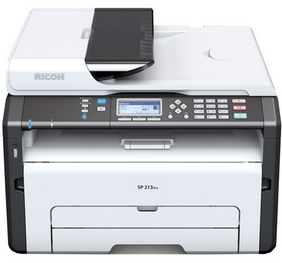 Ricoh SP 213SFw Series Driver Download