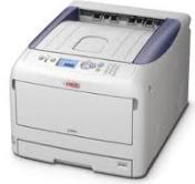 Printer Driver OKI C822 Download